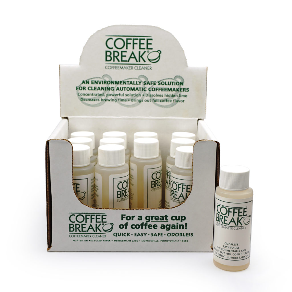 RSVP Coffee Break™ Coffeemaker Cleaner (12 pc. display)