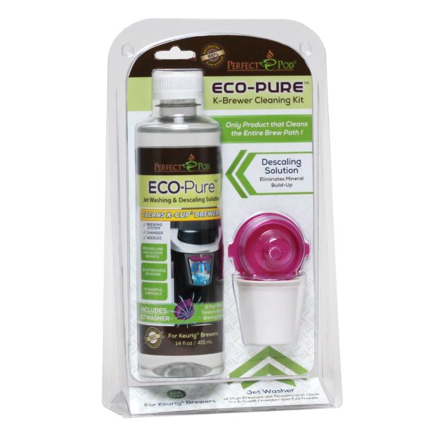 Eco-Pure Brewer Cleaning Kit