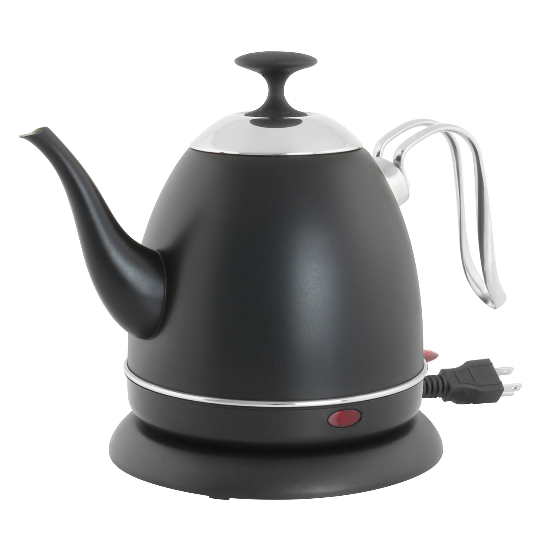 Chantal Ryder Electric Water kettle Matte Black finish NEW ITEM