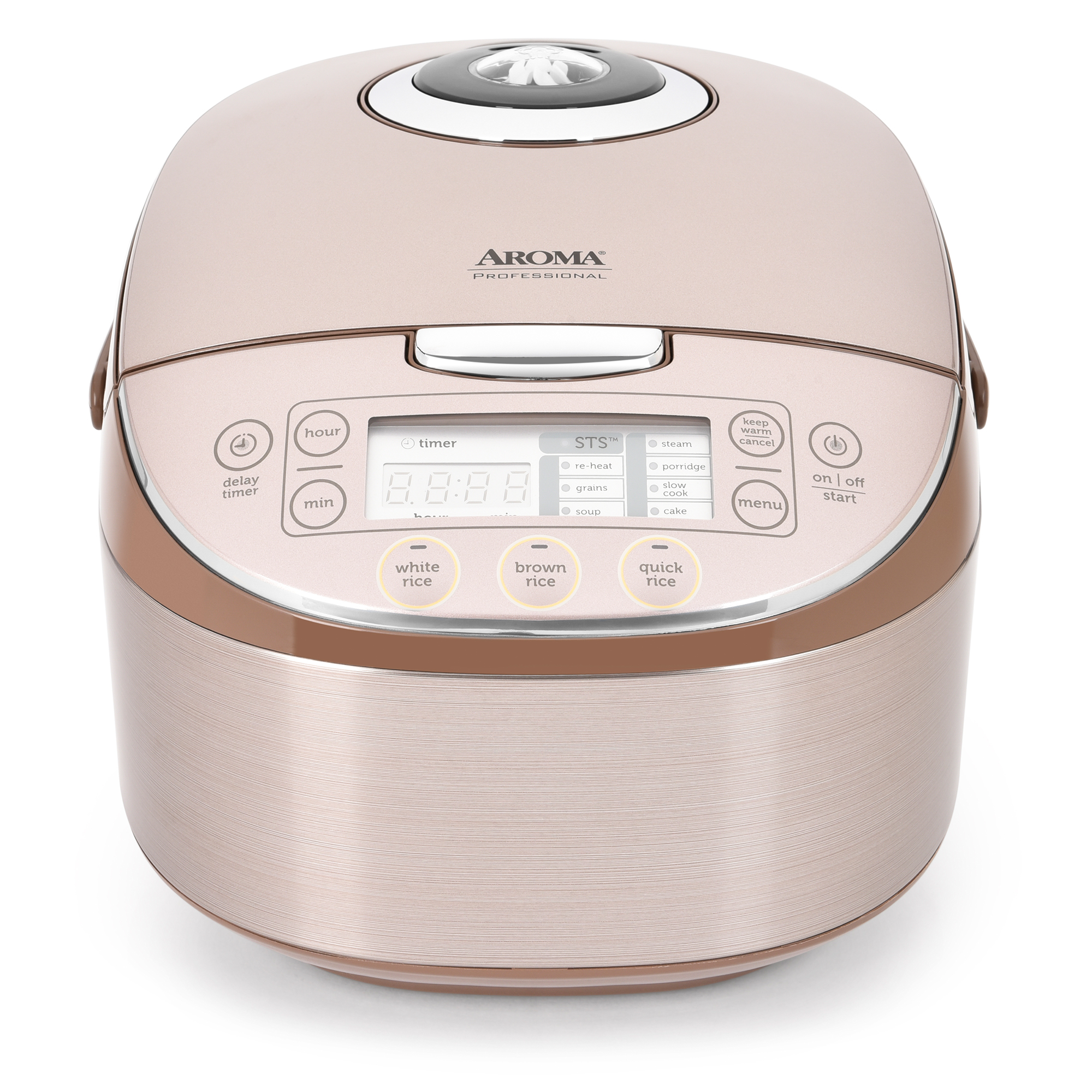 Aroma Turbo Convection Multicooker | Rice Cooker